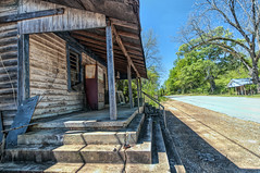 Hamby's Superette (RickBaileyPhoto) Tags: store old building coke machine alabama cocacola