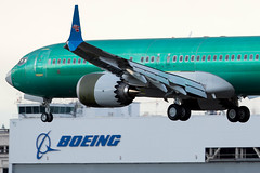 2019_03_12 Boeing 737 MAX 8 file-6 (jplphoto2) Tags: 737 737max 737max8 bfi boeing boeing737 boeing737max8 boeingfield jdlmultimedia jeremydwyerlindgren kbfi seattle aircraft airline airplane airport aviation