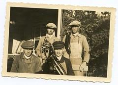 . (Kaïopai°) Tags: zaumzeug sattel reiter mann männer men rider vintage