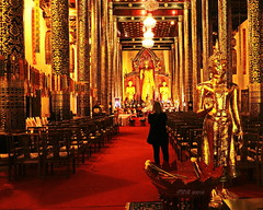 "Wat Chedi Luang. (ol'pete) Tags: buddhist พุทธกาลนิชน chiangmai เชียงใหม่ ""lakmuang"" citypillar ศาลหลักเมีอง ""templeassemblyhall"" โบสถ์ ประเทศไทย thailand เมืองไทย wat วัด temple wihan วิหาร ""watchediluang"" วัดเจดีย์หลวง ""canon7dmk2"""