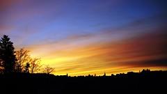 Silhouette von Hemberg (HeiAld) Tags: switzerland suisse swiss schweiz toggenburg neckertal stgallen ostschweiz heini alder sony ilce7 abenstimmung bergdorf