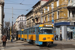 Elektrotransport Sofia, 4065 (Chris GBNL) Tags: metropolitanelectrictransportsofia столиченелектротранспорт tram 4065 tatrat4