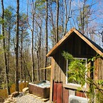 "Tiny Cabin, Gatlinburg TN <a style=""margin-left:10px; font-size:0.8em;"" href=""http://www.flickr.com/photos/132885244@N07/46520876565/"" target=""_blank"">@flickr</a>"