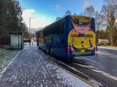 54120 SP62CGV Stagecoach Perth (busmanscotland) Tags: 54120 sp62cgv stagecoach perth sp62 cgv volvo b13rt plaxton panther east scotland scottish citylink megabus megabuscom