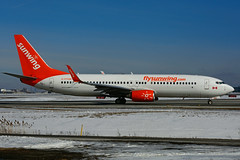 C-FTOH (Sunwing Airlines) (Steelhead 2010) Tags: sunwingairlines boeing b737 b737800 yyz creg cftoh