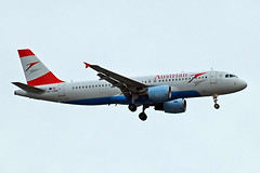 OE-LBW   Airbus A320-214 [1678] (Austrian Airlines) Home~G 07/05/2015 (raybarber2) Tags: 1678 airliner austriancivil cn1678 egll flickr oelbw planebase raybarber