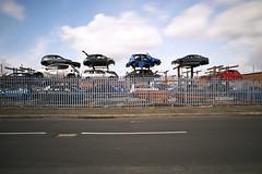 Scrap (Manuel Goncalves) Tags: scrap cars wirral merseyside nikond610 nikkor28mm