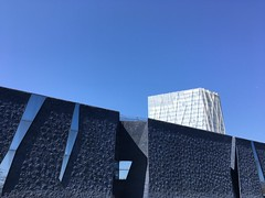 barcelona blue (dreierch) Tags: architecture sky barcelona