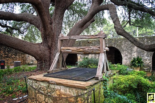 The Well at the Alamo
