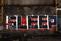 Zzzzzz..... (Capt' Gorgeous) Tags: wernworks neath britonferry wales industry urbex derelict factory