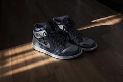 Air Jordan 1 Retro High OG 2018 SHADOW. (Andy @ Pang Ket Vui ( shootx2 )) Tags: air jordan 1 retro high og aj1 shadow fujifilm x100f sneaker shoes street photography
