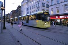 3027-01 (Ian R. Simpson) Tags: 3027 3026 bombardier flexityswift m5000 tram metrolink