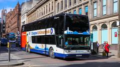 50286 YJ14LFY Stagecoach Western (busmanscotland) Tags: 50286 yj14lfy stagecoach western yj14 lfy thames transit oxford london van hool astromega tdx27