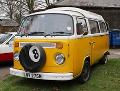 LNV 275M (Nivek.Old.Gold) Tags: 1974 volkswagen camper 2000cc latebay