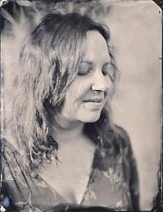 Philomène I (Troisième type) Tags: portrait collodion humide wetplate 180mm busch pressman 4x5 lelabodutroisième
