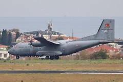 69-029 Transall C-160 Turkish Air Force  IST 04.10.18. (_Illusion450_) Tags: istanbul istanbulatatürkairport ist atatürk ataturk airlines flyinn istanbulatatürkhavalimanı airport aircraft aeroplane aeroport aviation avion flughafen 69029 transall c160 turkish air force