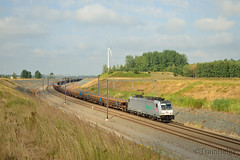 SNCF 186 260 Steenlandlaan (TrainBelge) Tags: 186260 steenlandlaan l10 sncf