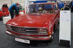 1970 Audi 75 3T Variant Front (Joachim_Hofmann) Tags: auto fahrzeug audi 4ringe volkswagenkonzern audi75 variant kombi 3türer kraftfahrzeug kfz