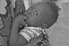 CHILDREN (alessandra conti) Tags: children southafrica africa family bw