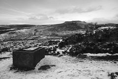 To Higgar and Beyond (slack---line) Tags: 2019 burbage d90 february landscape nikon peakd peakdistrict