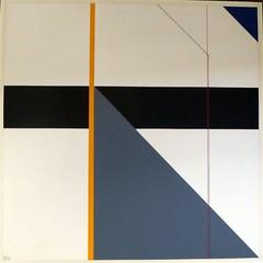 D2-GRAU  1985 (HolgerArt) Tags: konstruktivismus gemälde kunst art acryl painting malerei farben abstrakt modern grafisch konstruktiv