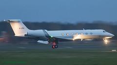 EIEGO Gulfstream 550 (Anhedral) Tags: einn snn shannonairport airliner airplane jet eiego gulfstream g550 bizjet corporatejet