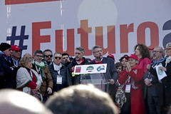 _IMG0463 (i'gore) Tags: roma cgil cisl uil futuroallavoro sindacato lavoro pace giustizia immigrazione solidarietà diritti