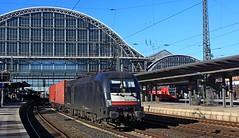 Bremen 15-02-2019 (roestkrabber_hz) Tags: es64u2007 es64 taurus