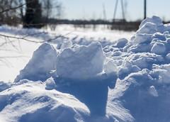 Snow and sun / Снег и солнце (dmilokt) Tags: природа nature пейзаж landscape лес forest dmilokt снег snow nikon d850