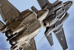 Ф-22 / F-22 / Ф-35 / F-35 (FoxbatMan) Tags: ф22 «раптор» lockheed martin f22 raptor ф35 «молния ii» f35 lightning avalon2019