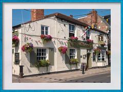 King William IV pub (Mallybee) Tags: lumix dcg9 g9 panasonic 1235mm f28 mallybee pub inn cottingham king william iv street building m43 outside sky