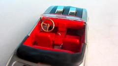 Corgi Toys No. 343 Pontiac Firebird 1969 With Red Spot Wheels : Diorama Futuristic Double Moon - 9 Of 13 (Kelvin64) Tags: corgi toys no 343 pontiac firebird 1969 with red spot wheels diorama futuristic double moon