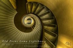 Old Point Loma Lighhouse (Fotomanufaktur.lb) Tags: lighthouse sandiego ca stepps schölkopf schoelkopf canon usa steps