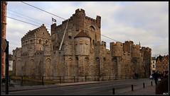 Ghent_015 (.MLN) Tags: belgium castle oldstones fortress gravensteen ghent gent