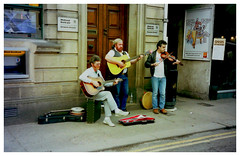The Keswick Folk Scene. (Paris-Roubaix) Tags: keswick english lake district national park busking cumbria