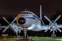 Bristol 175 Britannia 312F (Manx John) Tags: royalairforcebristol175britannia312fxm497cn1323 shifnal england unitedkingdom gb royal air force bristol 175 britannia 312f xm497 cn 1323