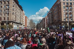 8M 2019 Zaragoza (zerogrados2019) Tags: 8m 8m2019 aragon zaragoza feminist strike 8 de marzo