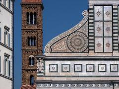 Firenze, Santa-Maria-Novella (Les 3 couleurs) Tags: eglises church firenze florence italie toscane tuscany santamarianovella italy italia toscana