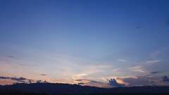 Sunset (pellisco_) Tags: sunset amazing sky clouds cloud horizont