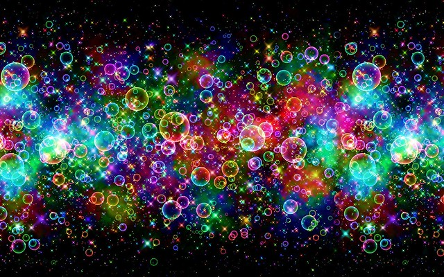 Обои пузыри, разноцветный, яркий картинки на рабочий стол, фото скачать бесплатно