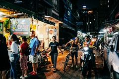 曼谷,街頭 (Eternal-Ray) Tags: 曼谷 fujifilm xt3 xf 23mm f14 r