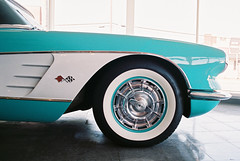 ME73938_0247_08A (pointshootdevelop) Tags: canon ae1program ae1 film 35mm photography filmisnotdead 50mm 50mm18 fujifilm fujisuperia400 cars automotive classic antique toyota land cruiser