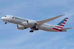 American Airlines Boeing 787-8 Dreamliner (zfwaviation) Tags: kdfw dfw dallasfortworth dallas fort worth texas aviation aircraft airplane plane jet airline airliner spotting d750 200500mm b787 787 7878 aa american n804an