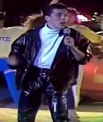 Eddy Huntington, UNITED KINGDOM (Male Stars in Leather) Tags: male stars leather pants trousers cuir cuero leder lederhose lederhosen pelle læder leer men männer δέρμα עור جلد السراويل الجلدية lær кожа skórzany läder kůže deri bőr 가죽