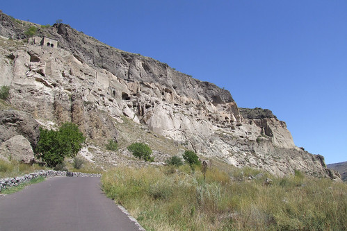 Vardzia cave monastery, 06.09.2013.
