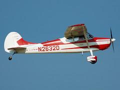 N2632D Cessna 170B (johnyates2011) Tags: oshkosh oshkosh2017 eaaairventure cessna170 cessna n2632d