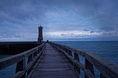 Phare de Fécamp (Chrisar) Tags: phare lighthouse nikond750 dxophotolab angénieux3570