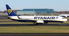EI-EKP (PrestwickAirportPhotography) Tags: egpk prestwick airport ryanair b737 eiekp boeing 737