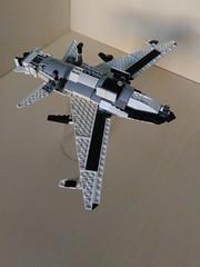 Lego SDP Mk. 3 Tyrant Kite UCAV (5) (Parm Brick) Tags: lego drone ucav moc mod afol legobrick military modern warfare battlefield aviation army stealth vehicle jet aircraft combat air militaryaviation
