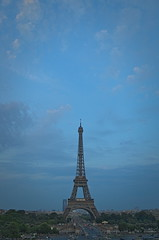 Eiffel-Paris-France (Tayon) Tags: eiffel paris france nikon d40 nikkor 1855m arquiteture arquitetura monumento
